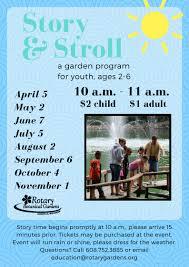 Sunken Gardens Family Membership Youth U0026 Family Activities Rotary Botanical Gardens