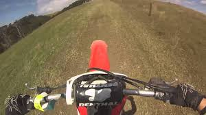 2015 crf450r demo ride youtube
