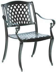 Alfresco Home Outdoor Furniture by Alfresco Home Westbury Cast Aluminum 59