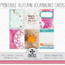 printable bible journaling thanksgiving cards with scripture