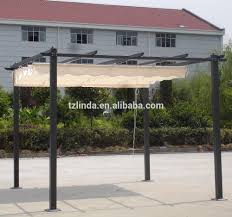 Pergola Plastic Roof by Flat Roof Garden Gazebo Flat Roof Garden Gazebo Suppliers And