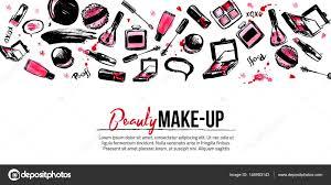 site banner template for makeup artist studio site header
