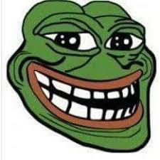 Meme Generator Troll - pepe troll face blank template imgflip