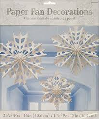 tissue snowflake decorations 20 other