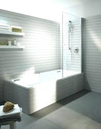 Bathroom Baths And Showers Freestanding Bath With Shower Shower Curtain Bathroom With