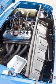 renault dauphine engine prueba clásica renault gordini coches clásicos autopista es