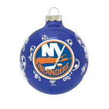 new york islanders ornament