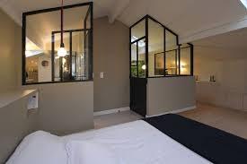 cloison vitree cuisine installer une cloison atelier quel prix habitatpresto