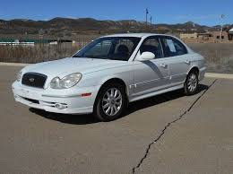 2003 hyundai sonata gls 2003 hyundai sonata gls 4dr sedan in durango co sal s motor corral