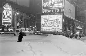 Worst Snowstorms In History Winter Storm 1947 Photos Worst Snowstorms In New York City