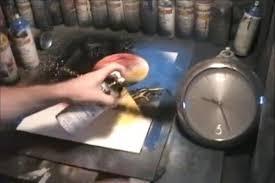 Amazing Spray Paint - artist brandon mcconnell creates amazing spray paint art in under