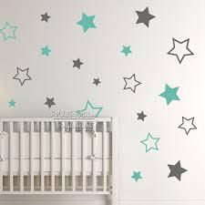 stickers étoiles chambre bébé bébé pépinière sticker mural étoiles étoile sticker enfants