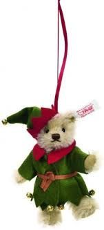 steiff ornaments steiff teddy