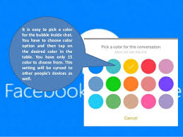 pick color facebook chat how to change nickname and color in messenger