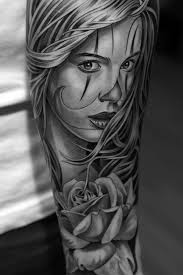 this has to be one of the best black and gray tattoos i