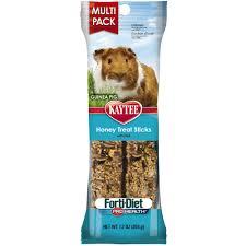 kaytee forti diet pro health honey stick guinea pig treats petco