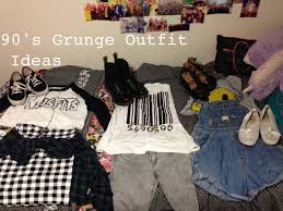 90 halloween costumes 90 u0027s grunge inspired ideas with misshannahmd youtube