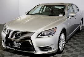 lexus of bellevue certified pre owned 2014 lexus ls 460 l for sale 11 used cars from 44 142