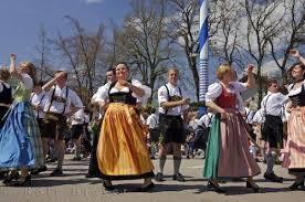 traditional maibaum celebration photo information