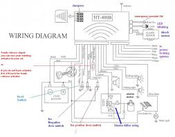 uniden car alarm wiring diagram diagram wiring diagrams for diy