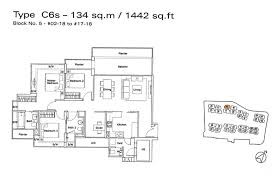 kovan melody floor plan 3 bedroom s kovan residences