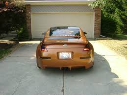 Nissan 350z Horsepower 2003 - russo350z 2003 nissan 350z specs photos modification info at