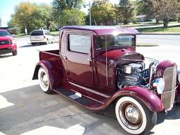1929 ford model a extended cab pickup rod rods for sale