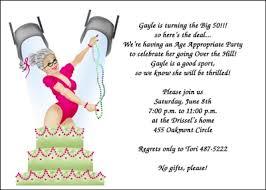 unique 50th birthday invitations image collections invitation