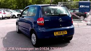 volkswagen hatchback 2009 2009 volkswagen fox 1 2l indian blue metallic gj59bzv for sale at