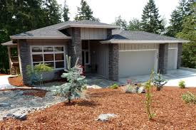 sloping lot house plans sloped lot house plans associated designs hood river