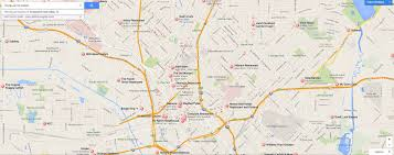Dallas Area Map It U0027s A New Google Maps Experience Advice Interactive Group