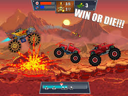 monster truck nitro games mad truck challenge nitro speed by spil games touch arcade