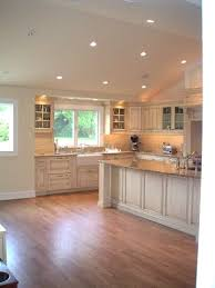 Recessed Lighting In Kitchen Recessed Lighting Vaulted Ceiling With Picture Kitchen Dining Room