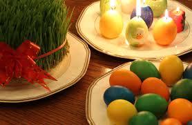 Coloring Eggs Coloring Eggs Yumurta Boyama Zet U0027s Kitchen Azerbaijan Youtube