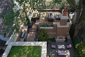 Rooftop Deck House Plans City Of Chicago Cracks Down On Garage Top Decks Real Estate News