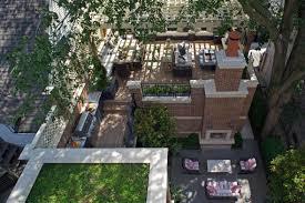 roof deck plan foundation city of chicago cracks down on garage top decks real estate news