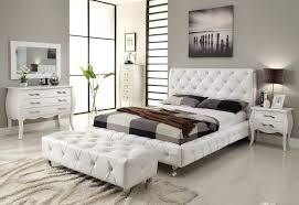 White Cream Bedroom Furniture by White Bedroom With Color Accents White Cream Silk Curtains Natural