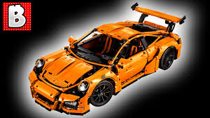 lego porsche life size the ultimate lego set porsche 911 gt3 rs official images u0026 info