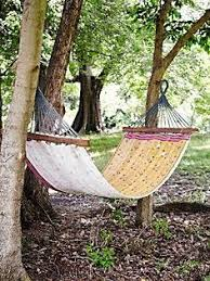 1 hammock 2 porch with a screen to let the breeze through but