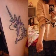 29 best unicorn tattoos images on pinterest draw black and drawing