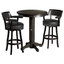 Bar Table And Stool Set Table U0026 Chair Sets Harley Davidson Ace Branded Products