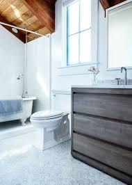 Mosaic Bathroom by Bathroom Of The Week An Artist Made Mosaic Tile Floor Start To