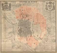 Madrid Map Historia Del Arte La Arquitectura Del Siglo Xix Unidad 2
