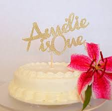 name cake toppers gold glitter birthday name paper cake topper birthday party cake