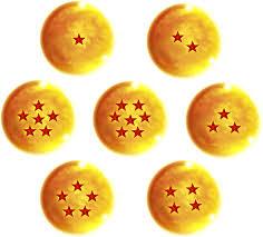 dragon balls esferas del dragon saodvd deviantart