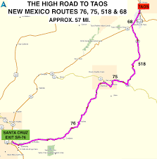 Map Of Taos New Mexico by 25 Things To Do In Taos Ski Valley Winter Around Taos And
