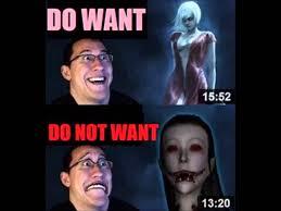 Do Not Want Meme - markiplier censored youtube