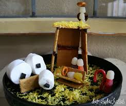 an edible nativity dukes and duchesses