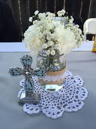 baptism table centerpieces best 25 baptism centerpieces ideas on baptism party