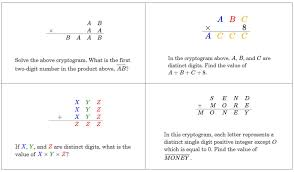 Challenge Uk Exeter Mathematics School Competitions